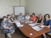 Заседание Президиума Совета профсоюзных организаций работников дошкольных учреждений Альметьевского муниципального района
